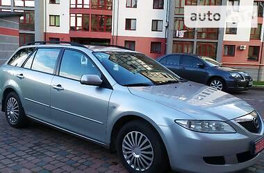 Mazda 6 2004 в Ивано-Франковске
