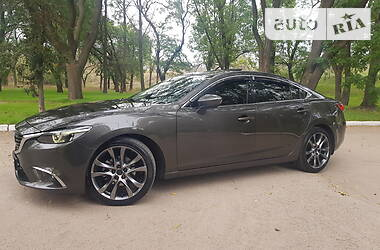 Седан Mazda 6 2015 в Кропивницком