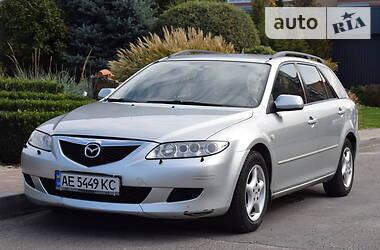 Mazda 6 2004 в Днепре
