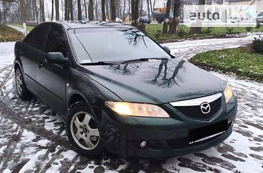 Mazda 6 2003 в Рогатине