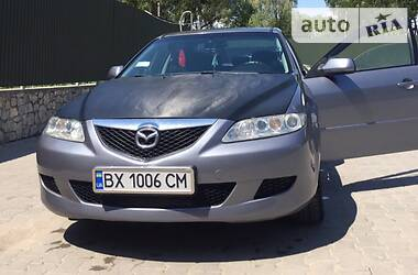 Mazda 6 2003 в Волочиске