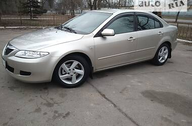 Mazda 6 2003 в Запоріжжі