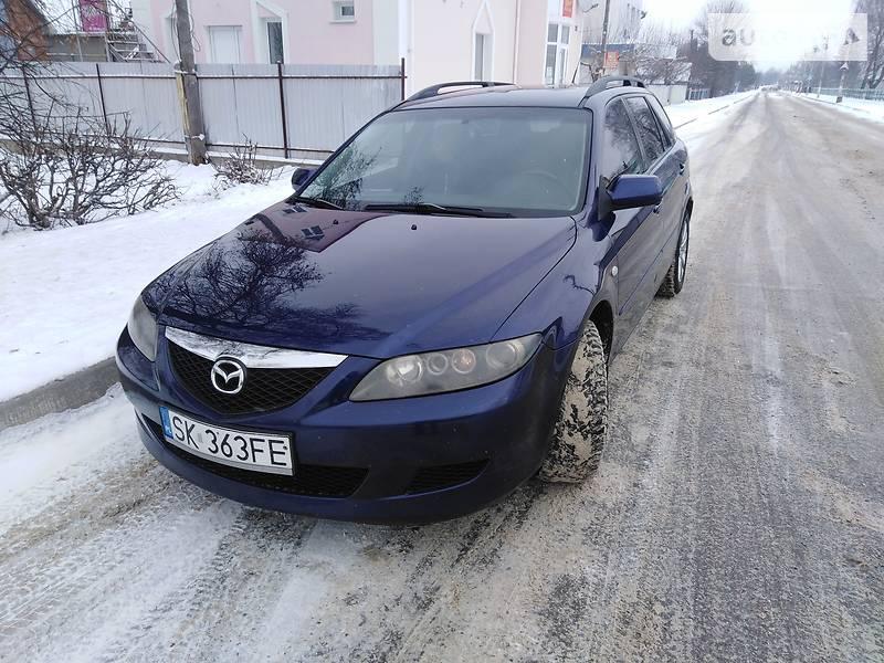 Mazda 6 2005 в Деражне