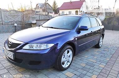 Mazda 6 2002 в Черновцах