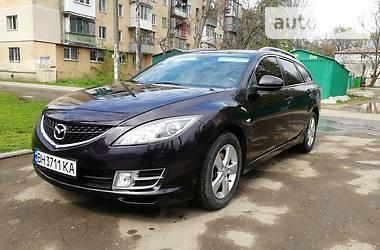 Универсал Mazda 6 2010 в Одессе