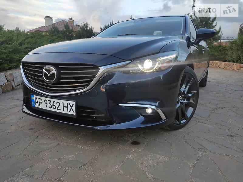 Седан Mazda 6 2016 в Бердянске