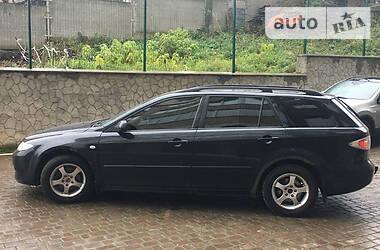 Универсал Mazda 6 2005 в Луцке