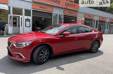Седан Mazda 6 2014 в Киеве