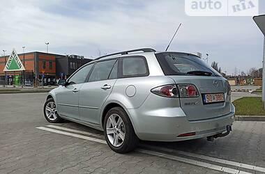 Универсал Mazda 6 2007 в Ивано-Франковске