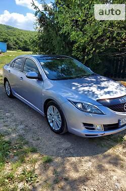 Седан Mazda 6 2008 в Ужгороде