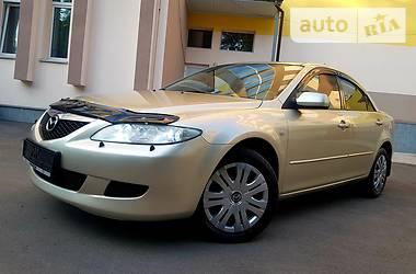 Седан Mazda 6 2003 в Чернігові