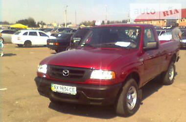 Mazda B-series 2008