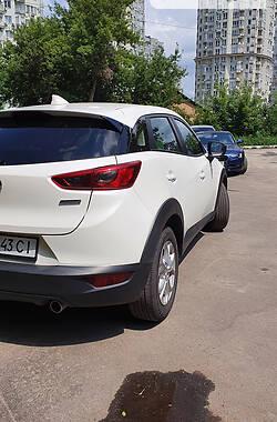 Внедорожник / Кроссовер Mazda CX-3 2018 в Киеве