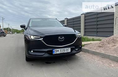 Внедорожник / Кроссовер Mazda CX-5 2018 в Сумах