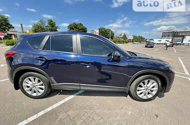 Внедорожник / Кроссовер Mazda CX-5 2012 в Житомире