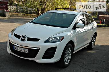 Mazda CX-7 2011 в Житомире