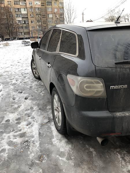 Mazda CX-7 2008 года в Днепре (Днепропетровске)