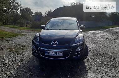 Mazda CX-7 2010 в Чемеровцах