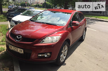 Внедорожник / Кроссовер Mazda CX-7 2007 в Николаеве