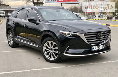 Mazda CX-9 2018 в Киеве