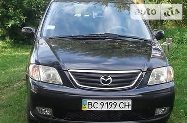 Mazda MPV 2001 в Золочеве