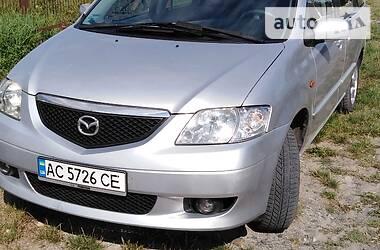 Mazda MPV 2002 в Луцке