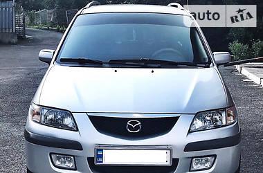 Mazda Premacy 2001 в Львове