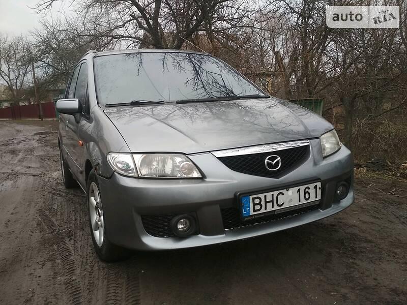 Mazda Premacy 2004 в Нежине