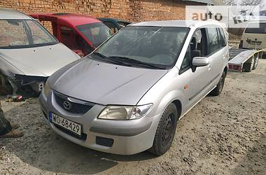 Mazda Premacy 2001 в Бориславе