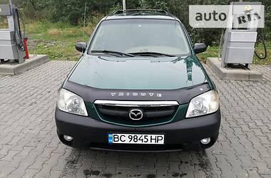 Mazda Tribute 2001 в Трускавце