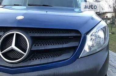 Легковой фургон (до 1,5 т) Mercedes-Benz 1317 2014 в Ивано-Франковске
