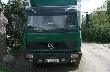 Тентованый Mercedes-Benz 1317 1995 в Кропивницком