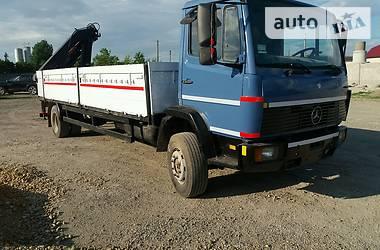 Кран-манипулятор Mercedes-Benz 1320 1995 в Чорткове