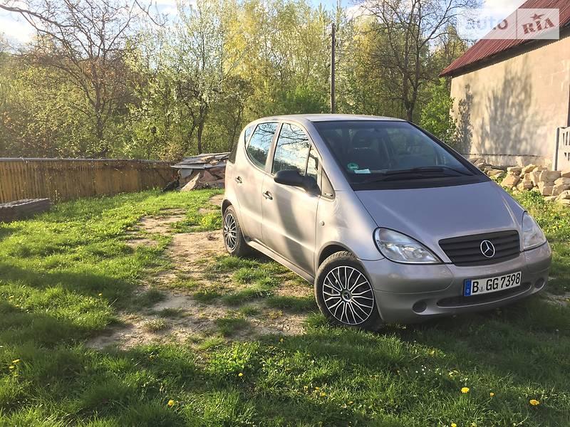 Mercedes-Benz 170 2000 в Черновцах