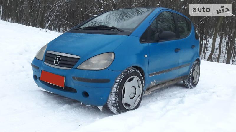 Mercedes 170 1999 года в Черновцах
