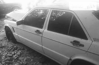 Mercedes-Benz 190 1986 в Львове