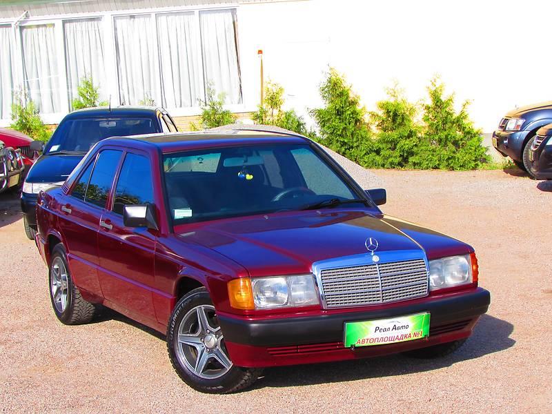 Mercedes-Benz 190 1988 в Кропивницькому