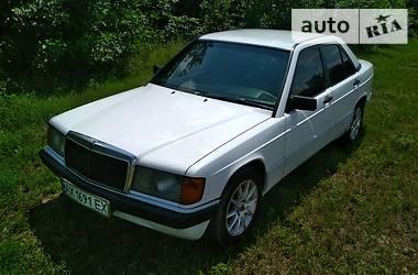 Mercedes-Benz 190 1997 в Харькове