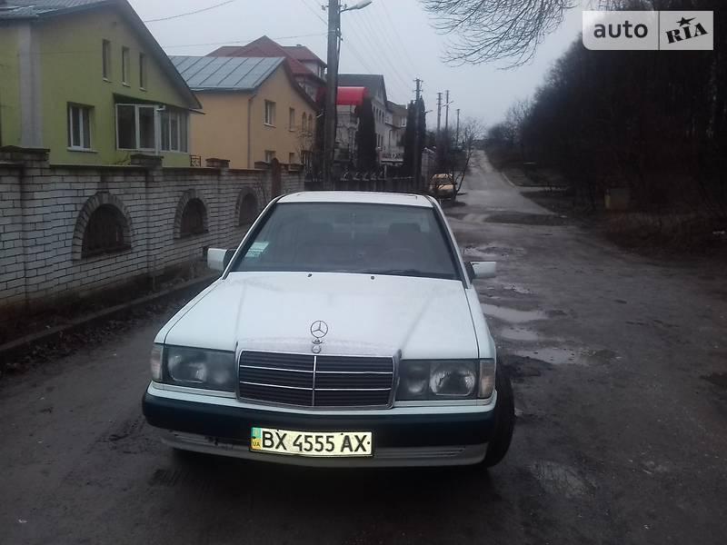 Mercedes 190 1987 года в Хмельницке