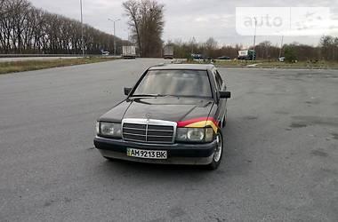 Mercedes-Benz 190 1989 в Новограде-Волынском