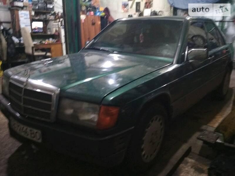 Mercedes-Benz 190 1985 в Чернигове