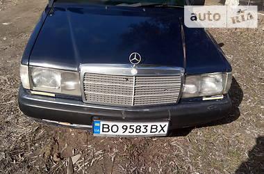 Mercedes-Benz 190 1991 в Тернополе