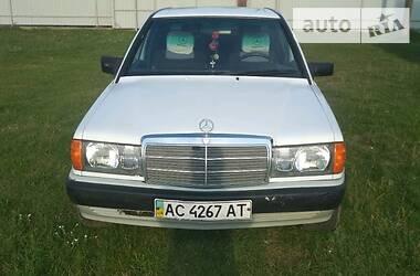 Mercedes-Benz 190 1989 в Ратным