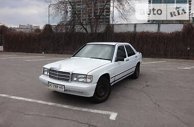 Mercedes-Benz 190 1987 в Днепре