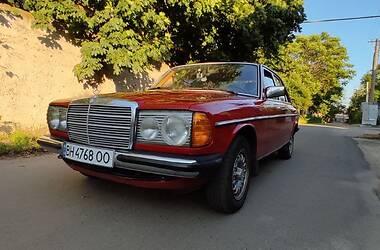 Седан Mercedes-Benz 190 1982 в Одесі