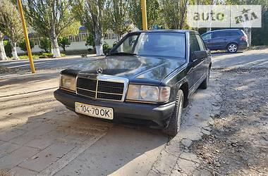 Седан Mercedes-Benz 190 1988 в Геническе