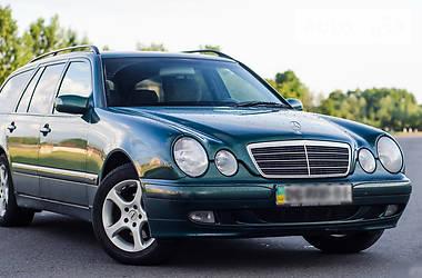 Mercedes-Benz 210 2000 в Львове