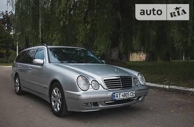 Mercedes-Benz 210 2001 в Ивано-Франковске