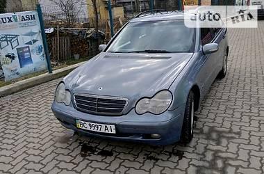 Mercedes-Benz 220 2003 в Львове