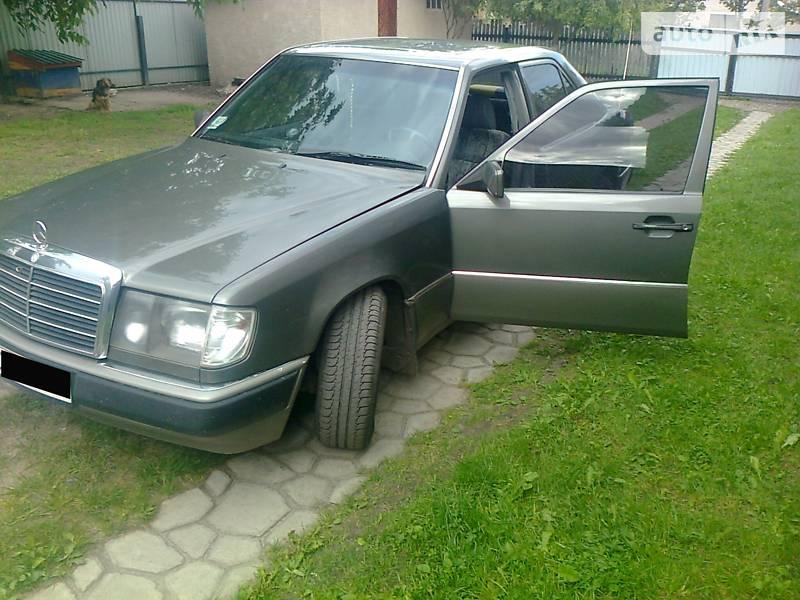 Mercedes-Benz 230 1991 в Львове